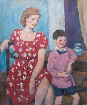 Monique et Benoît Isorni