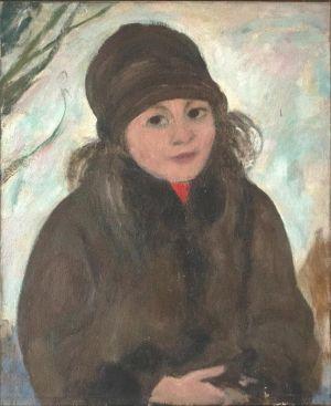 Antonella Ambroselli hiver