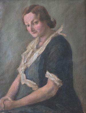 Monique Isorni enceinte de Benito
