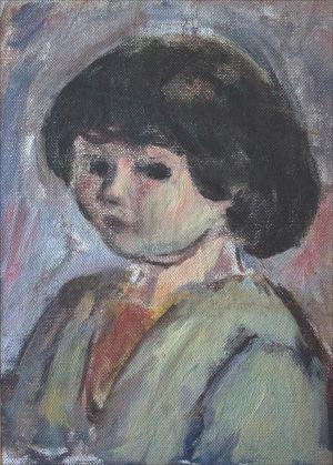 Flavie Isorni  enfant