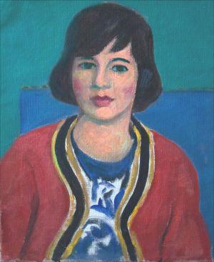 Portrait d'adolescent