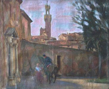 Paysage italien