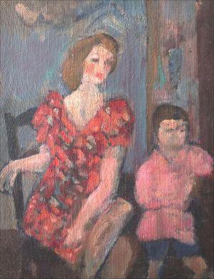 Monique et Benito Isorni