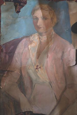 Portrait Monique Isorni
