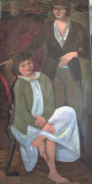 Flavie et Flore Isorni