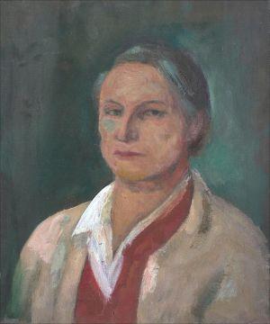 Autoportrait Pierre Isorni