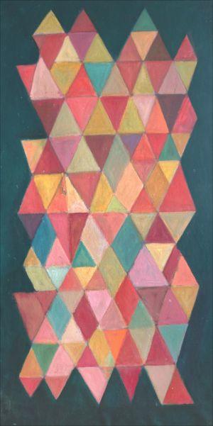 Triangle de couleur