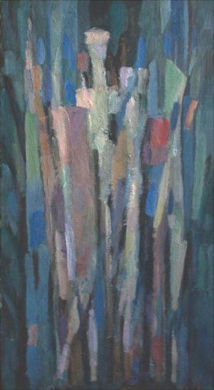 Figure abstraite