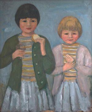 Anne-Emmanuelle et Bettina