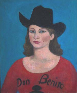 Flore Isorni chapeau Don Benito