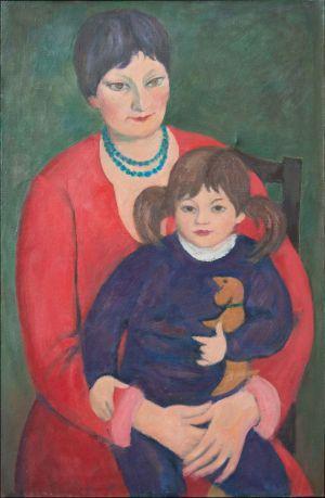 Monique Isorni et Antonella Ambroselli