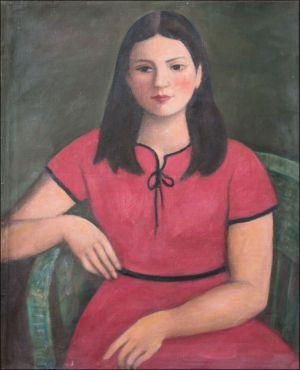 Jeune fille Ambroselli