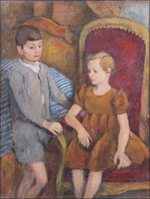 Benoît Isorni et Boudy