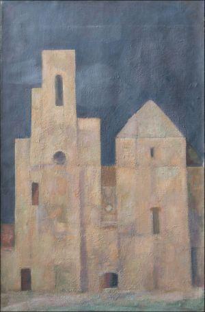 Eglise en nocturne