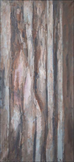 Abstrait sous bois