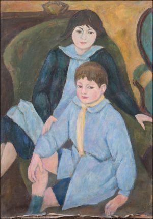 Flavie et Théo Isorni