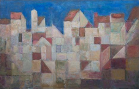 Abstrait : Village
