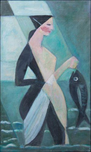 Abstrait : au poisson