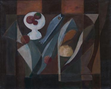 Poisson e fruits