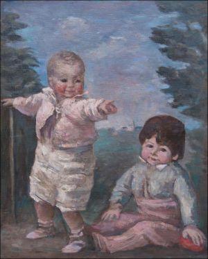 Benoît Isorni et Jean Baptiste Ambroselli