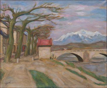 Un pont sur l'Isère