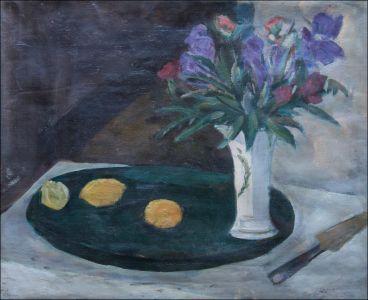 Bouquet et citron