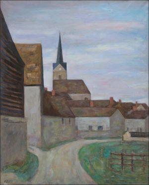 Le clocher de Savigny