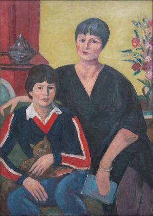 Françoise Moreau et Nicolas Lagache