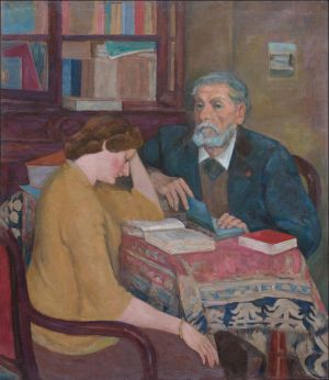George et Monique Desvallières