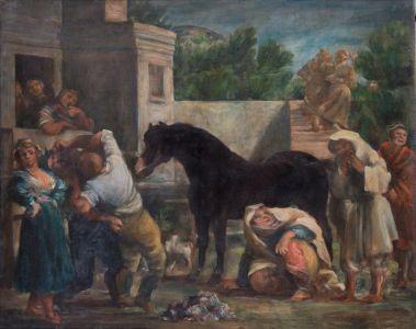 Scène paysanne (Rubens)