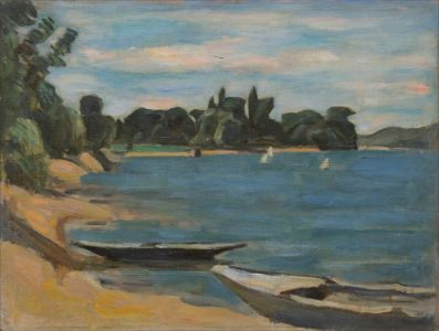 La Seine à Seine-Port