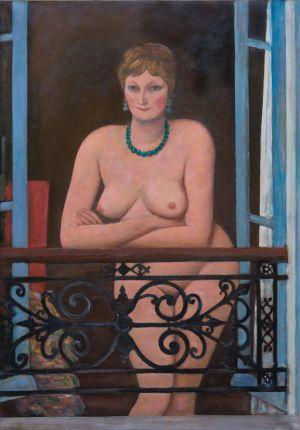 La Venus au balcon