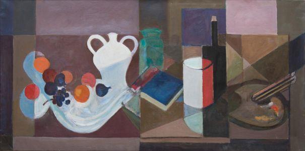 70x140 cm HM Huile sur toile1967