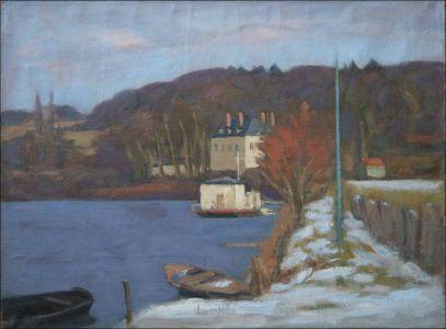 Seine-Port tournant de la Seine