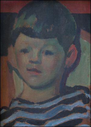 """""""Portrait de Pierre Isorni par son père Antoine Isorni"""""""