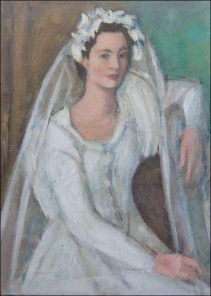 Louise Desvallières épouse Laurent