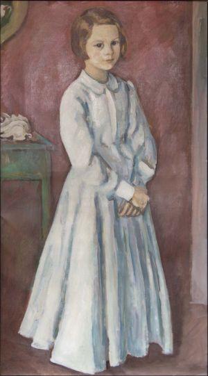 Giovanna Pozzi, cousine de l'artiste ( Tessin )