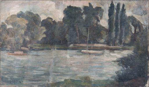 Les îles à Seine-Port