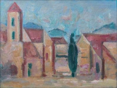 Village de haute Provence