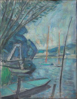 Embarquadère de Desvallières à Seine-Port