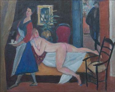 Dansle boudoir