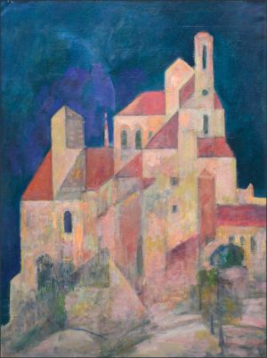 Monastère sur promontoire